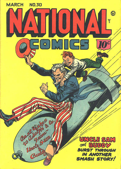 National Comics Vol 1 30
