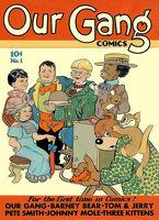 Our Gang Comics Vol 1 1