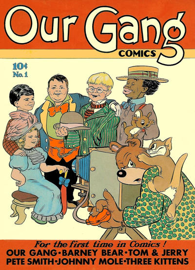 Our Gang Comics Vol 1