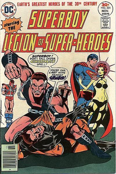 Superboy Vol 1 221