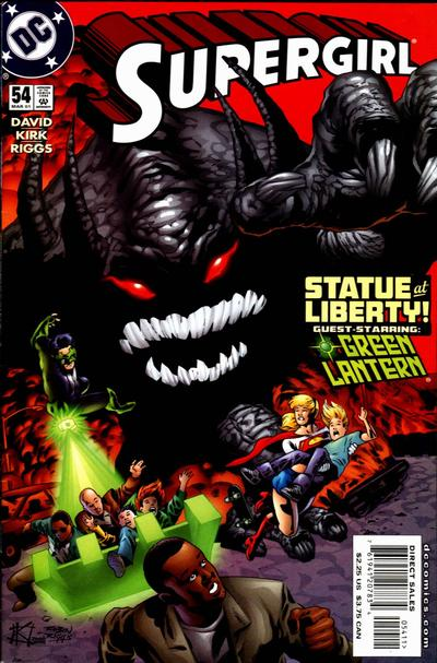 Supergirl Vol 4 54