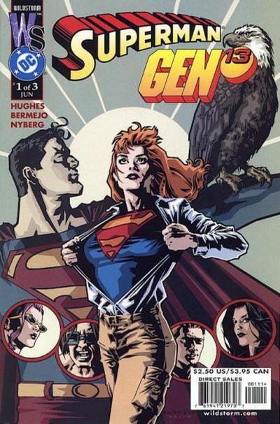 Superman/Gen 13 Vol 1 1