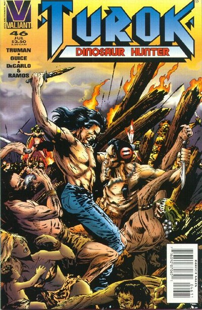 Turok, Dinosaur Hunter Vol 1 46