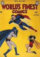 World's Finest Comics Vol 1 41