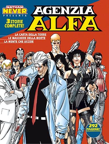Agenzia Alfa Vol 1 1