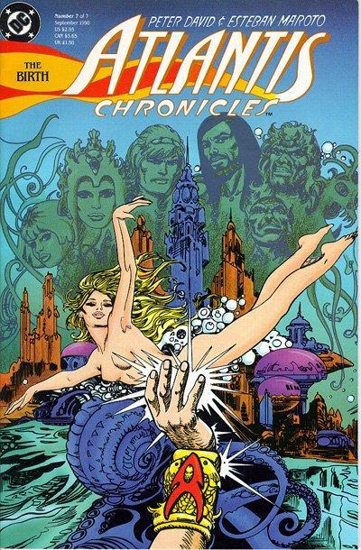 Atlantis Chronicles Vol 1 7