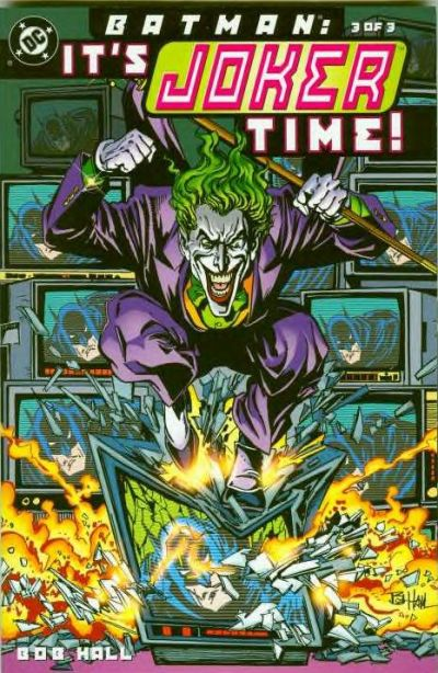 Batman: It's Joker Time Vol 1 3