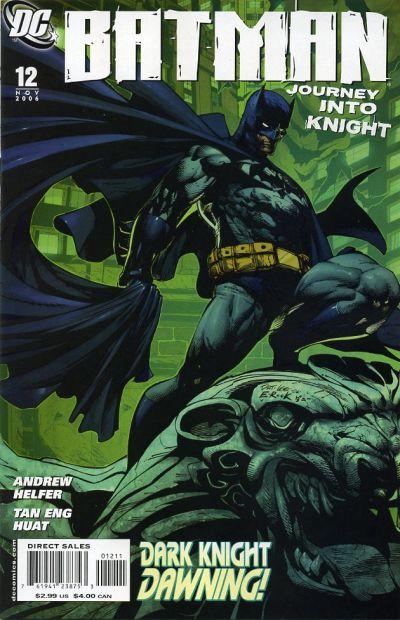 Batman: Journey Into Knight Vol 1 12