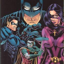 Batman: Outlaws Vol 1 3