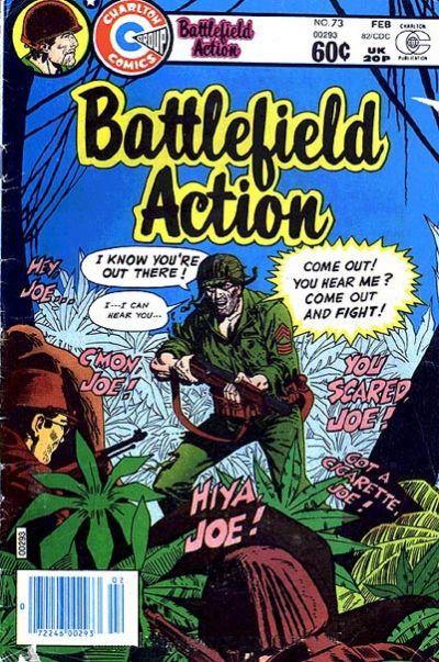 Battlefield Action Vol 1 73