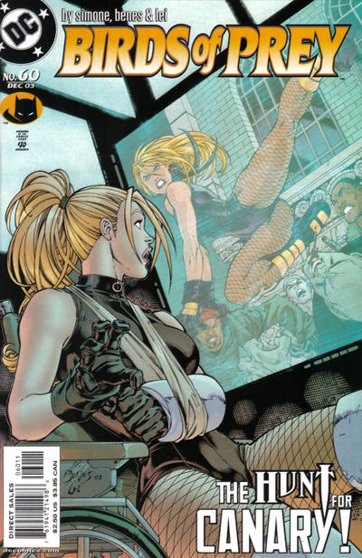Birds of Prey Vol 1 60