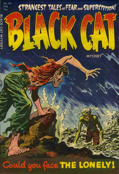 Black Cat Comics Vol 1 48