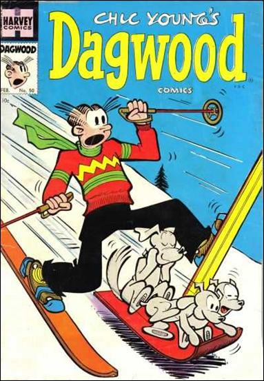 Dagwood Comics Vol 1 50
