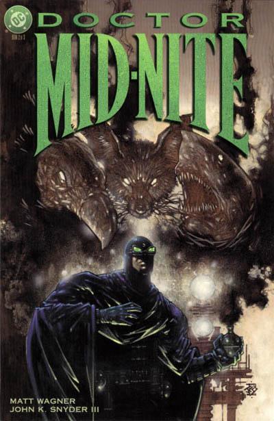 Doctor Mid-Nite Vol 1 2