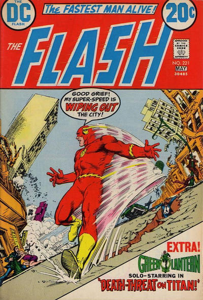 Flash Vol 1 221