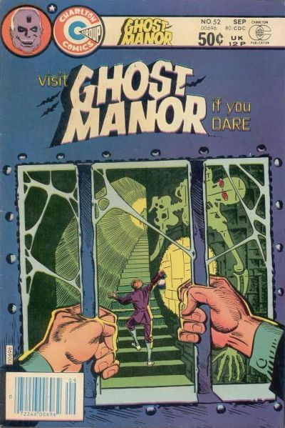 Ghost Manor Vol 2 52