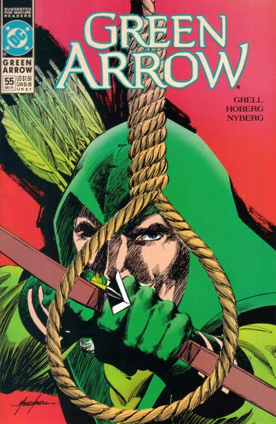 Green Arrow Vol 2 55