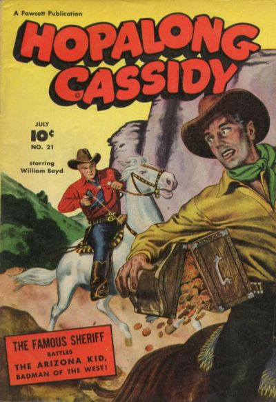 Hopalong Cassidy Vol 1 21