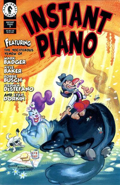 Instant Piano Vol 1 3