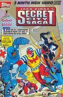 Jack Kirby's Secret City Saga Vol 1 1