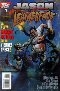 Jason vs. Leatherface Vol 1 1