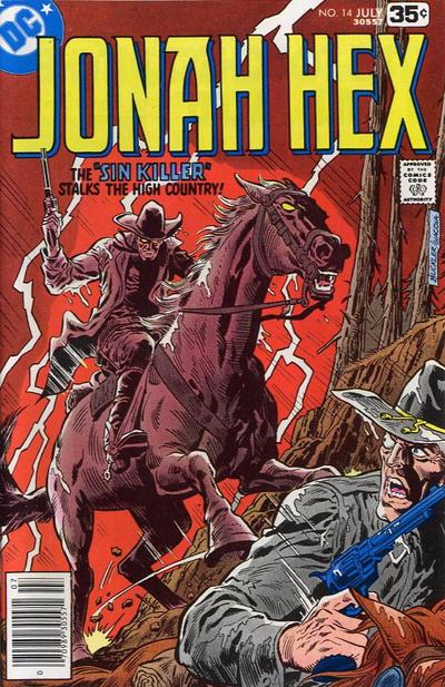 Jonah Hex Vol 1 14