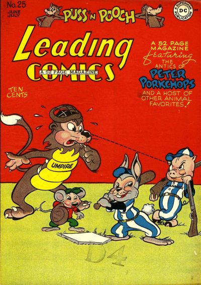 Leading Comics Vol 1 25