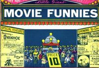 Little Giant Movie Funnies Vol 1 1