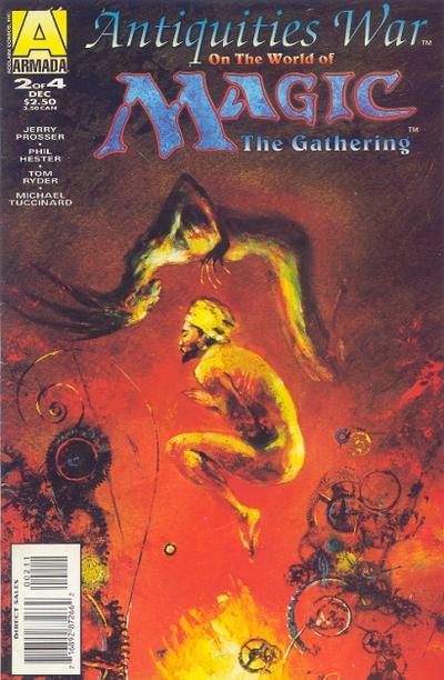 Magic the Gathering: Antiquities War Vol 1 2