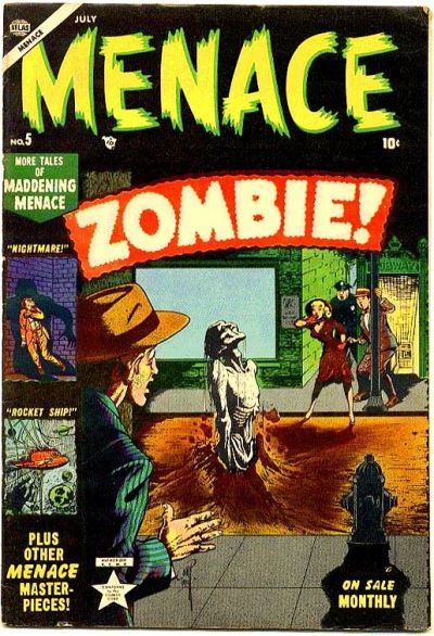 Menace (Atlas Comics)