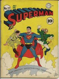 Superman Vol 1 17