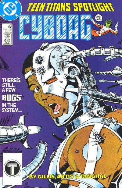 Teen Titans Spotlight Vol 1 20