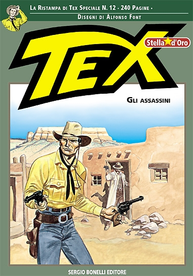Tex Stella d'Oro Vol 1 12