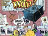 'Mazing Man Vol 1 9