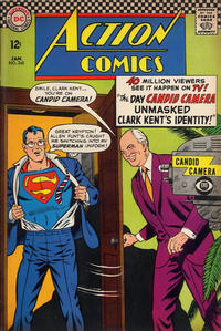 Action Comics Vol 1 345