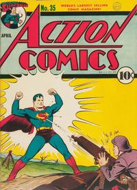 Action Comics Vol 1 35
