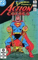 Action Comics Vol 1 539