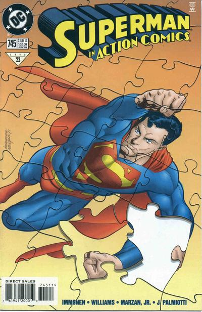 Action Comics Vol 1 745