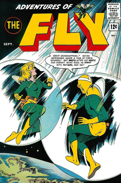 Adventures of the Fly Vol 1 27
