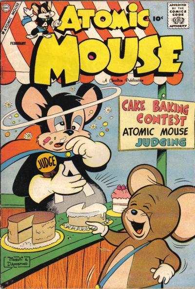 Atomic Mouse Vol 1 29