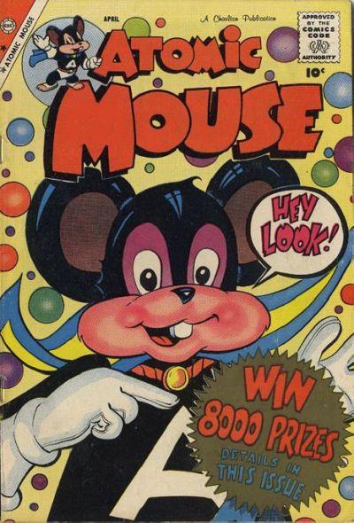 Atomic Mouse Vol 1 30