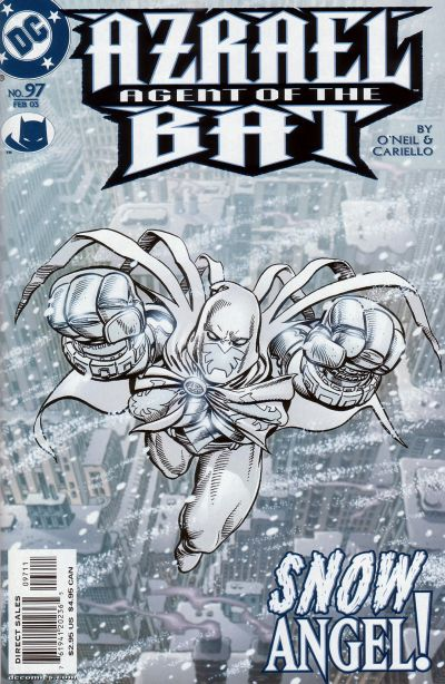 Azrael: Agent of the Bat Vol 1 97