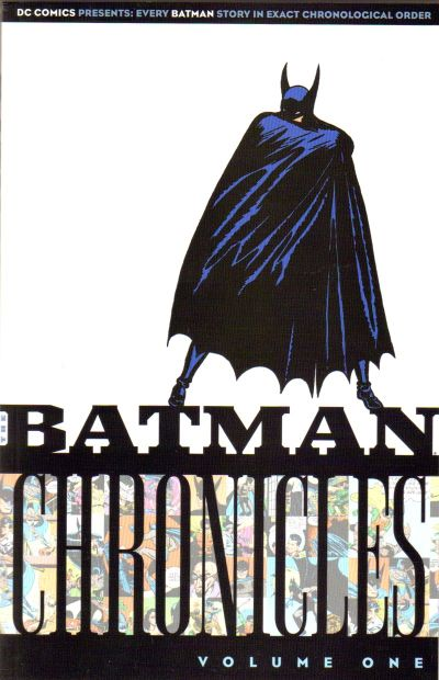 Batman Chronicles Vol 2 1