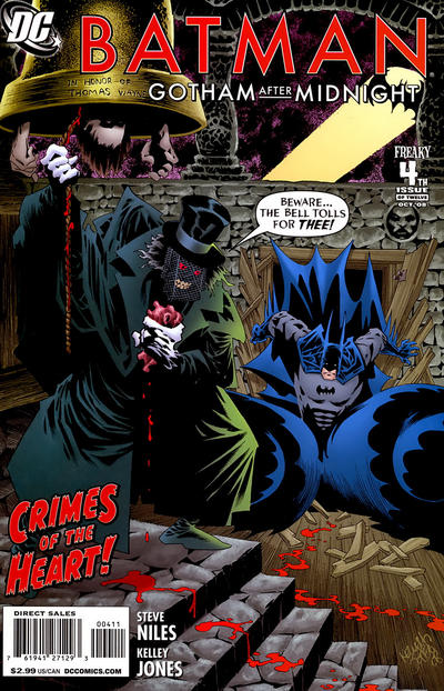 Batman: Gotham After Midnight Vol 1 4