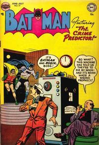 Batman Vol 1 77