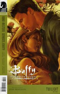 Buffy the Vampire Slayer Season Eight Vol 1 34