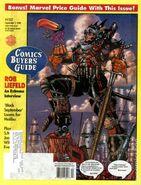 Comics Buyers Guide Vol 1 1137