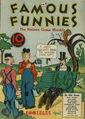 Famous Funnies Vol 1 9