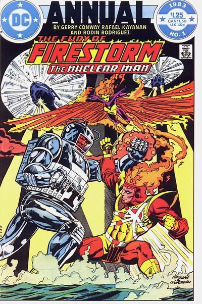 Firestorm Annual Vol 2 1