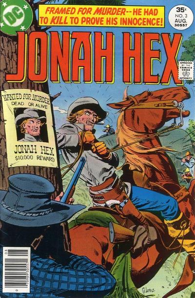 Jonah Hex Vol 1 3